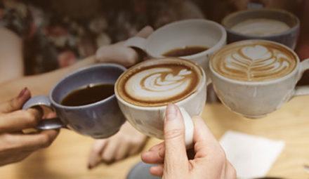 PAUSE-CAFÉ ENTRE ELLES