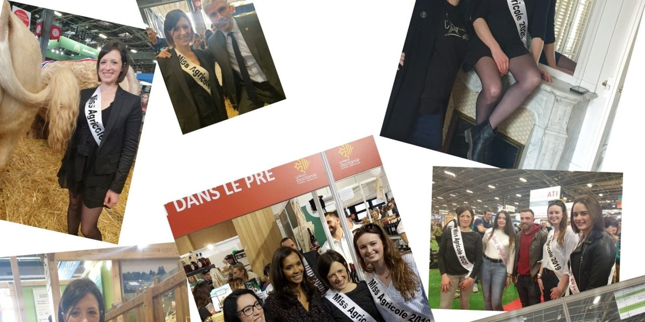 Election #MissFranceAgricole2020