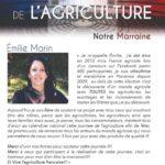 Ensemble, créons la Journée Nationale de l'Agriculture
