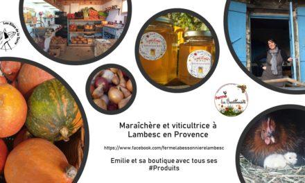 Emilie en Provence